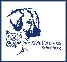 Kleintierpraxis Schönberg - Logo